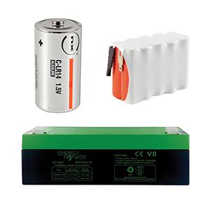Batteries, piles