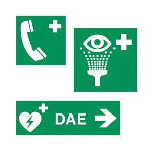 Signalisation des équipements de secours