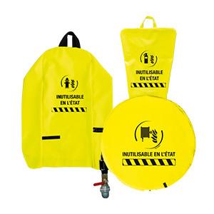 Équipements de sécurité en maintenance