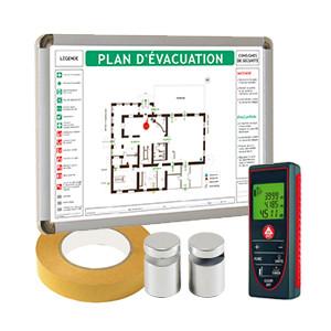 Plans d'évacuation
