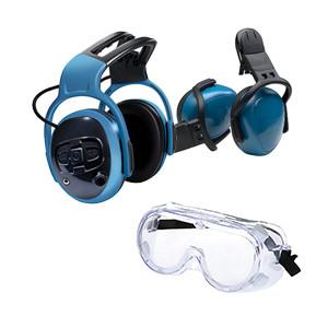 Protection auditive et oculaire