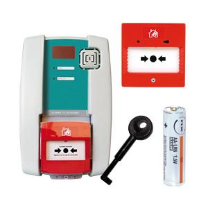Équipement d'alarme de type 4 pile