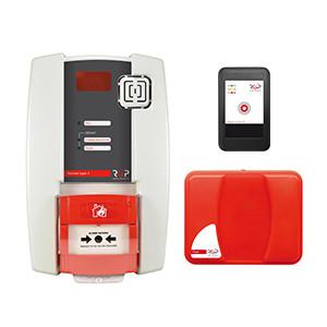 Équipement d'alarme de type 4 radio