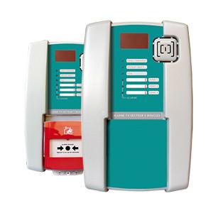 Équipement d'alarme de type 4 secteur