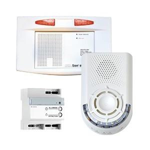 Équipement d'alarme de type 3