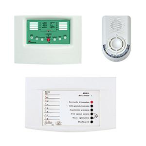 Équipement d'alarme de type 2B