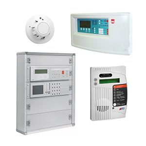 Équipement d'alarme de type 1 adressable 512 points