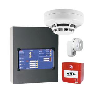Équipement d'alarme de type 1 conventionnel 4 à 16 zones